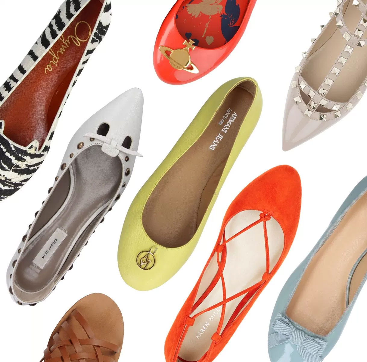Women's Flats on Sale
