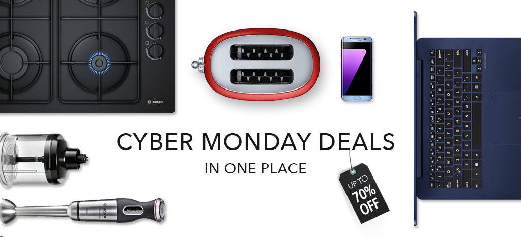 All the Cyber Monday deals in one place!