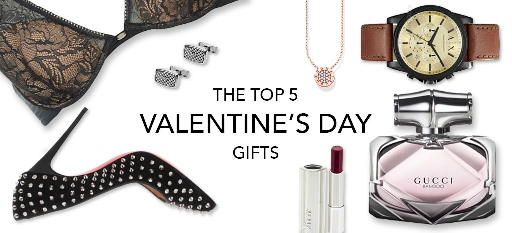 Top 5 Valentine's Day Gifts