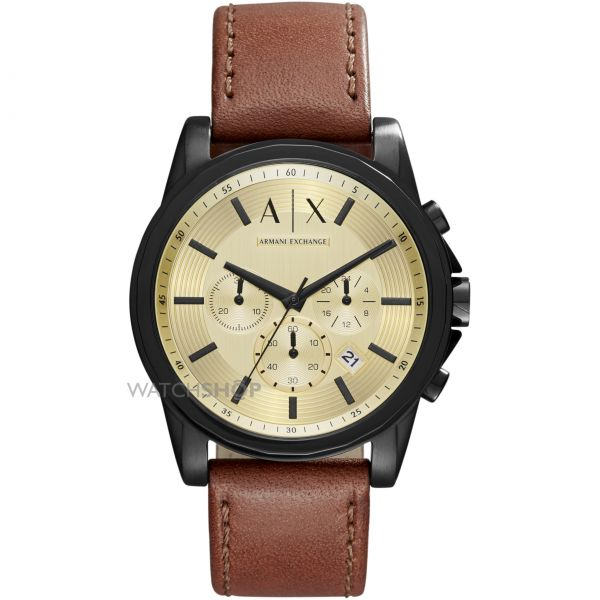 Armani Exchange Cronograph Watch