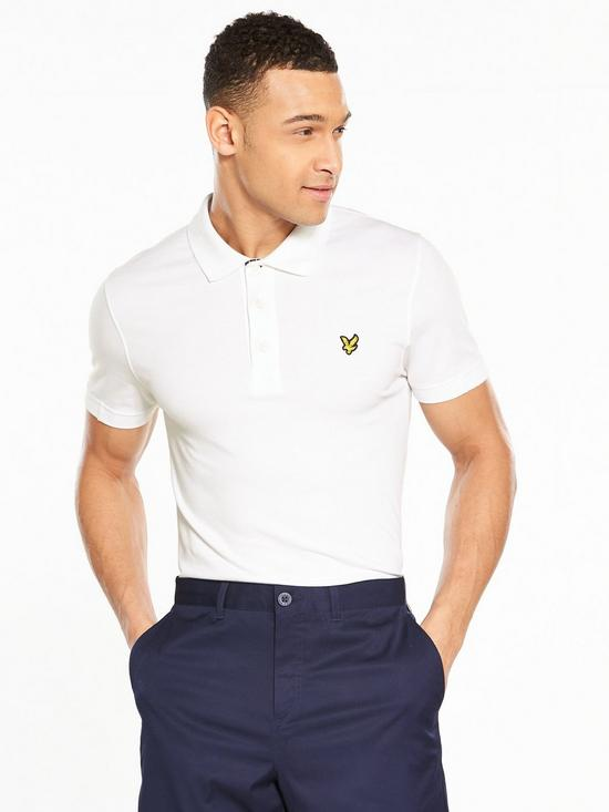 Lyle and Scott Golf Kelso Polo Shirt