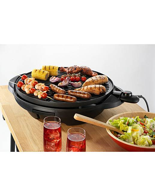 GEORGE FOREMAN 15 PORTION INDOOR ENTERTAINING GRILL